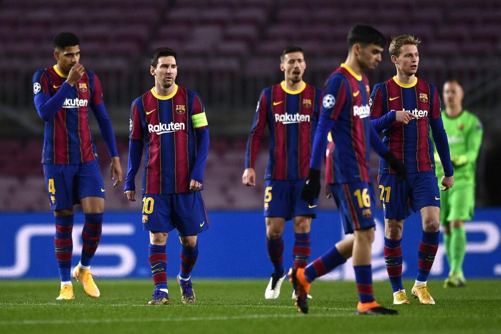 Dalla Spagna: il Barcellona lo scarica, l'Inter ci pensa