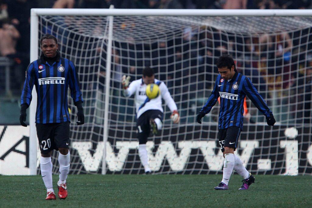 L'ex nerazzurro pronto per una nuova esperienza in Serie A