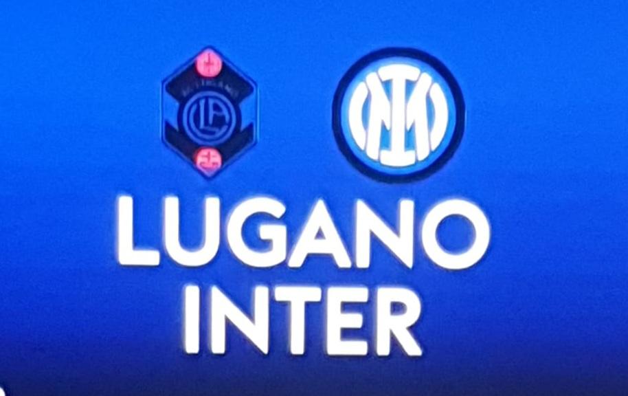 Lugano-Inter, polemica social: il motivo
