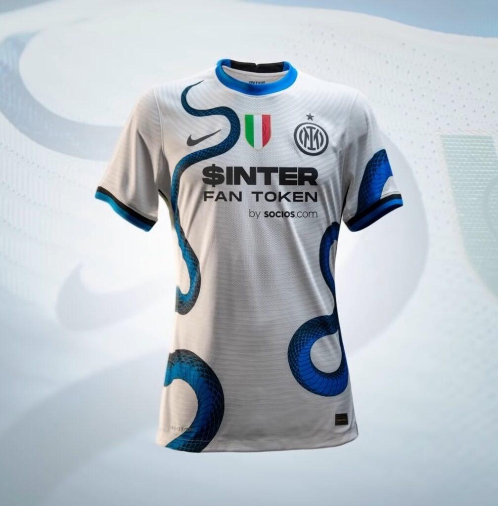 Svelata la nuova maglia da trasferta per la prossima stagione