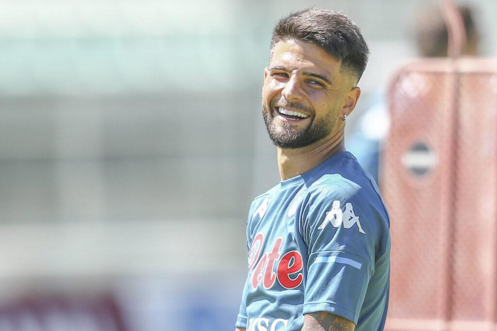 L'Inter non molla Insigne: il punto della situazione