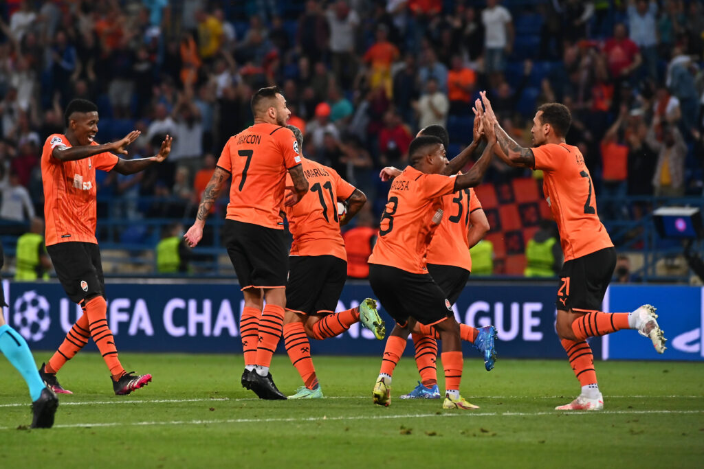 La terza squadra sorteggiata nel girone dell'Inter: ancora lo Shaktar!