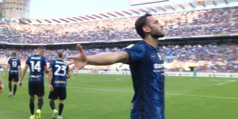 Inter-Genoa, le pagelle: che esordio di Calhanoglu, Barella incontenibile