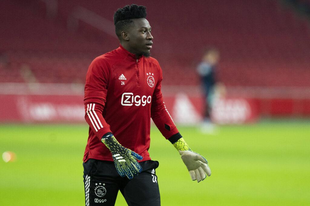 L'Ajax silura Onana? Buone probabilità per l'Inter