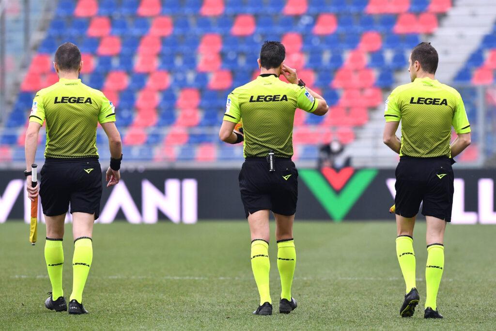 Designato il direttore di gara per il match contro la Fiorentina