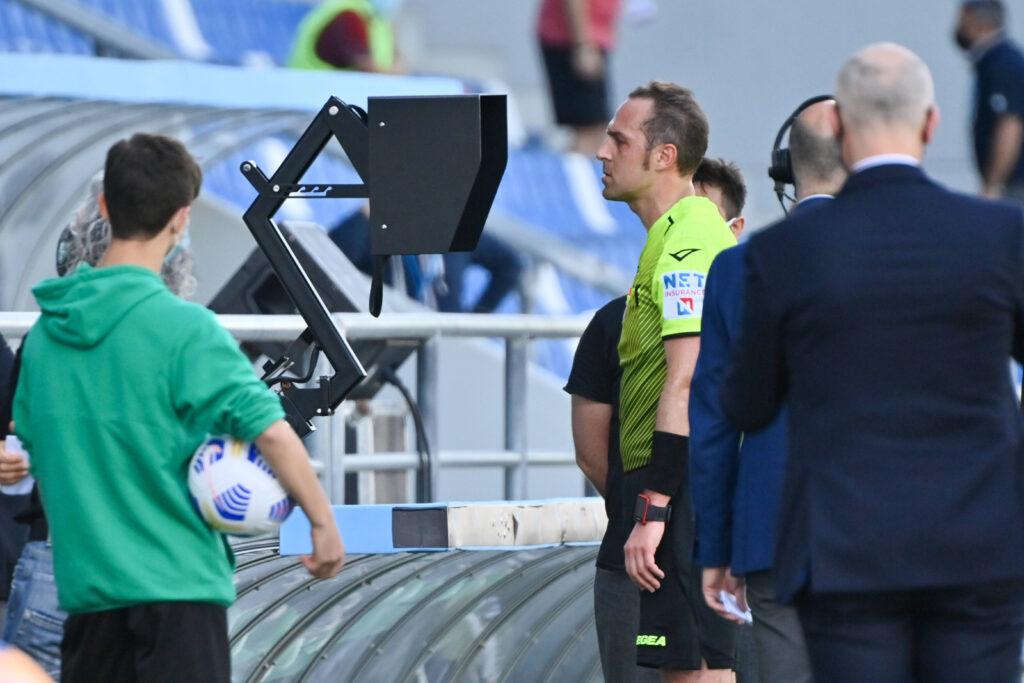 Verso Sassuolo-Inter, la designazione arbitrale della gara