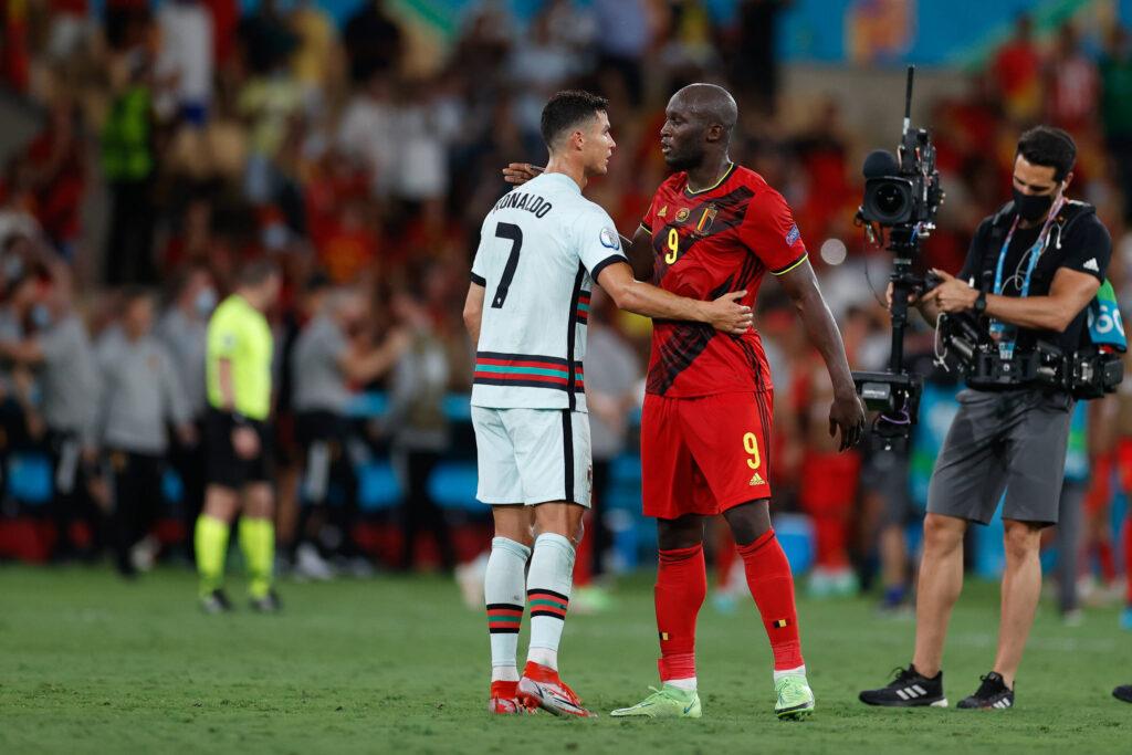 """Lukaku: """"Non mi paragonerei mai a Ronaldo"""