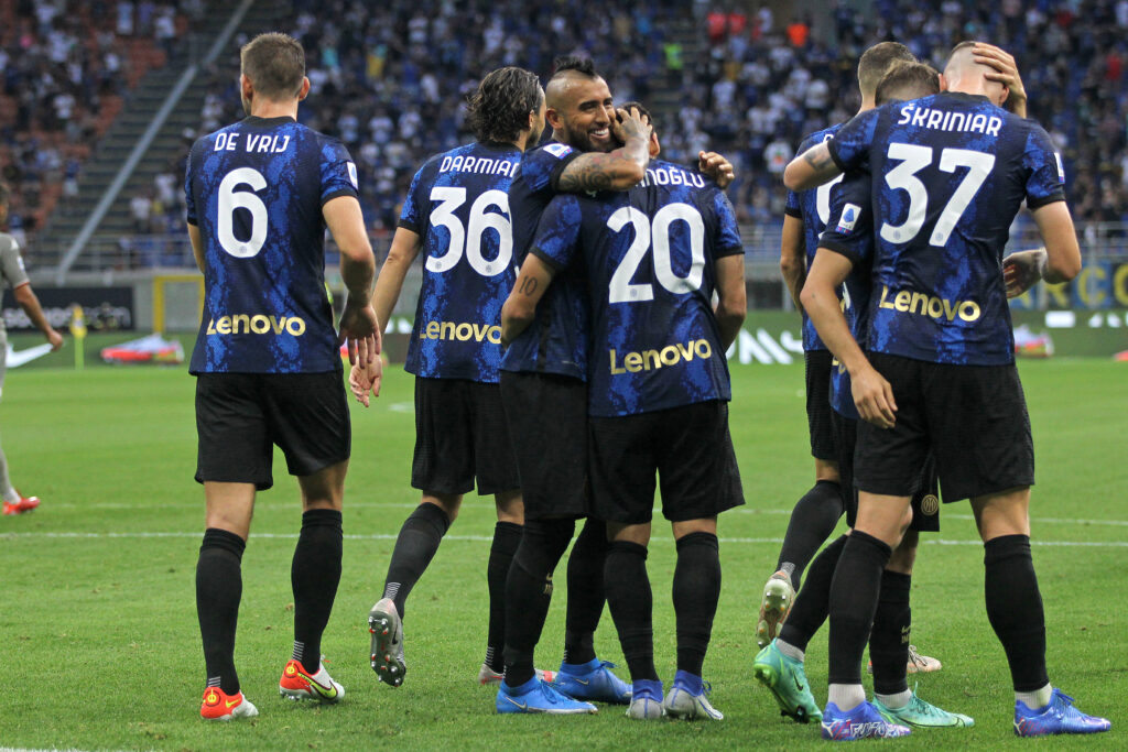 L'Inter nel podio dietro la Juve: ecco il valore della rosa