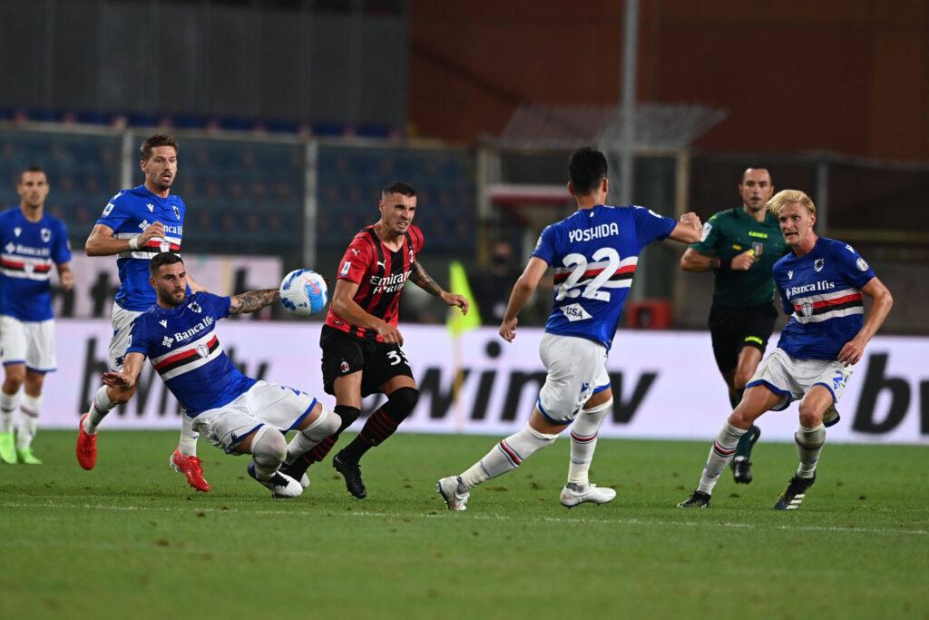 Sampdoria-Inter, un giocatore verso il forfait: le condizioni