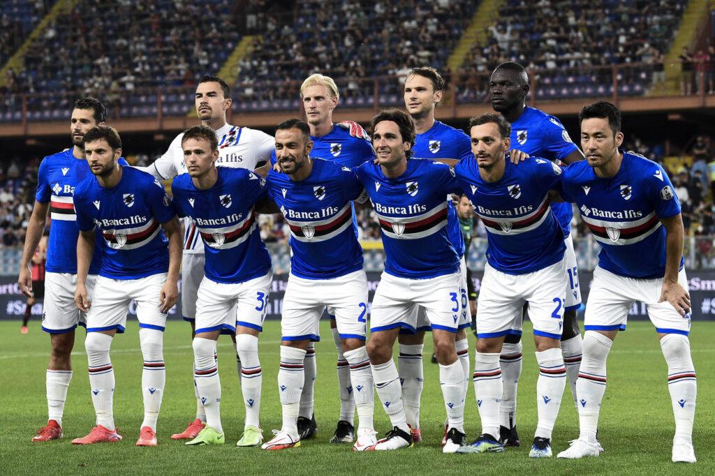 Verso Samp-Inter, brutte notizie per D'Aversa: a rischio due giocatori