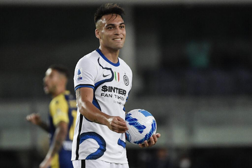 Una big europea punta Lautaro Martinez per la prossima stagione
