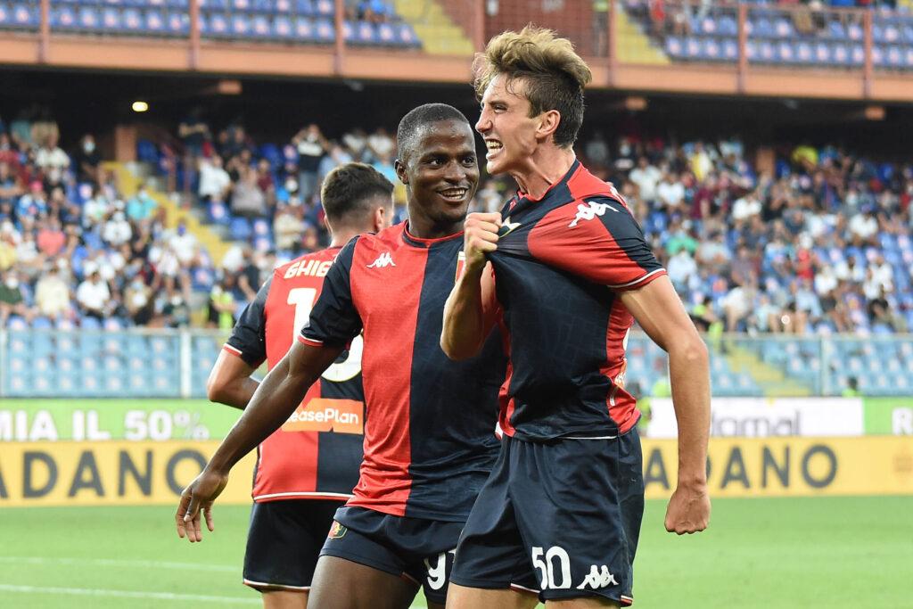 Occhi puntati su un giovane del Genoa: concorrenza del Milan