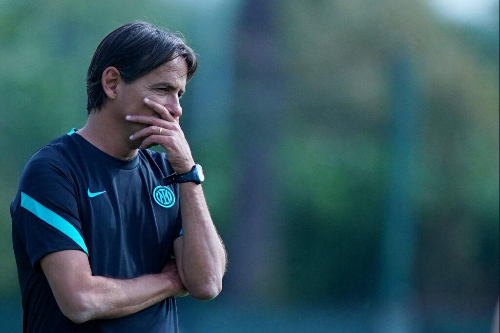 Inzaghi emozionato per il debutto in Champions: