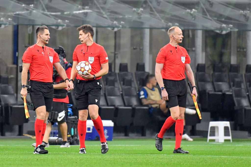 Shakhtar-Inter: scelta la designazione arbitrale
