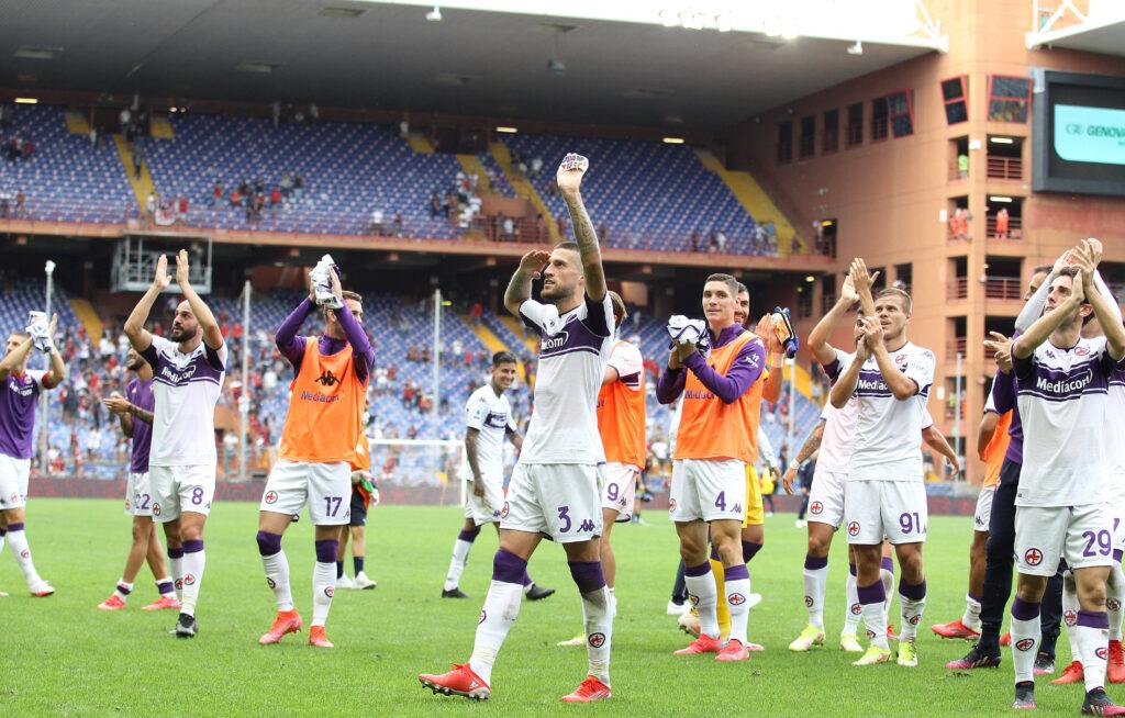 Verso Fiorentina-Inter: la situazione di due titolari viola