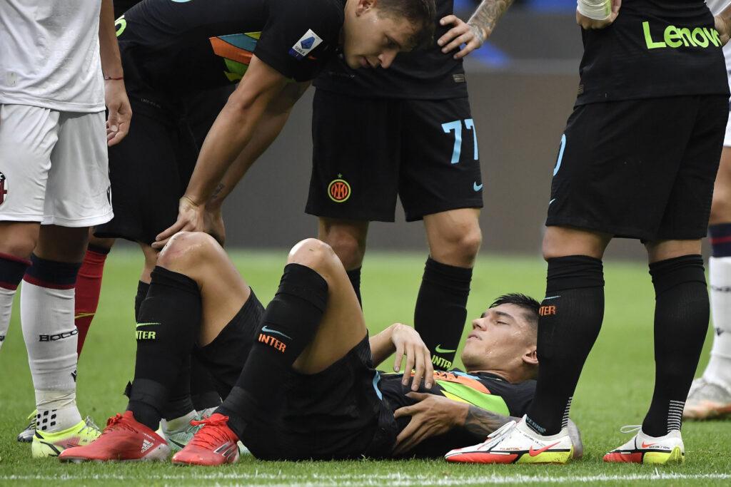 Le ultime sull'infortunio di Correa: le condizioni dell'argentino