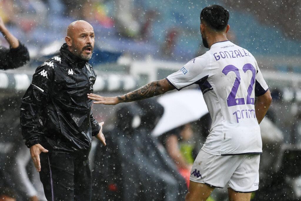 I convocati della Fiorentina contro l'Inter: c'è un altro assente