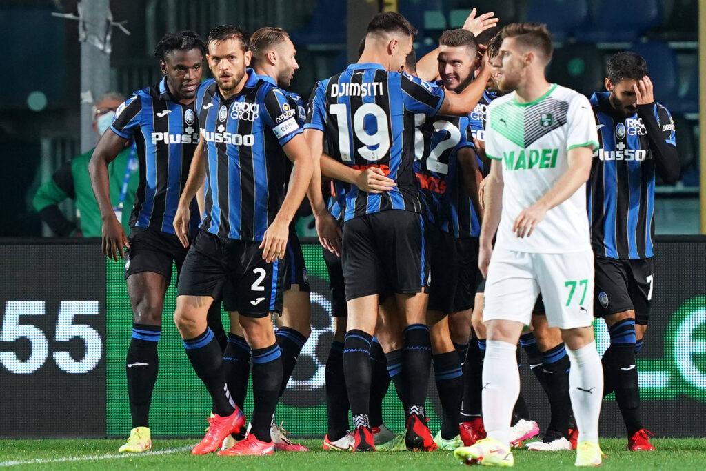 Verso Inter-Atalanta: le condizioni di Muriel e Hateboer