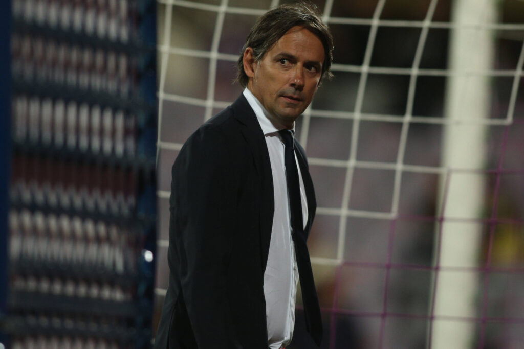 Inzaghi e il matrimonio con l'Inter: è andata così
