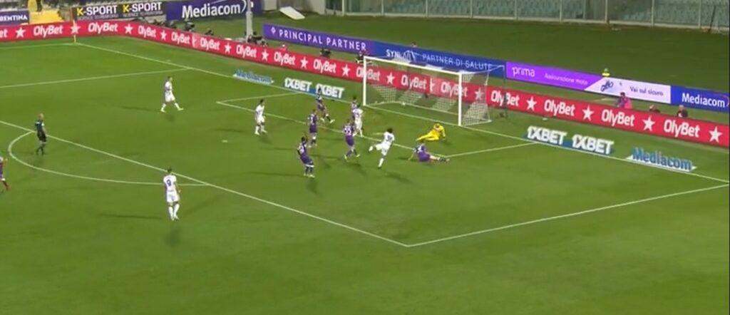 Fiorentina-Inter, le pagelle: Dzeko-Perisic monumentali, Handanovic torna solido