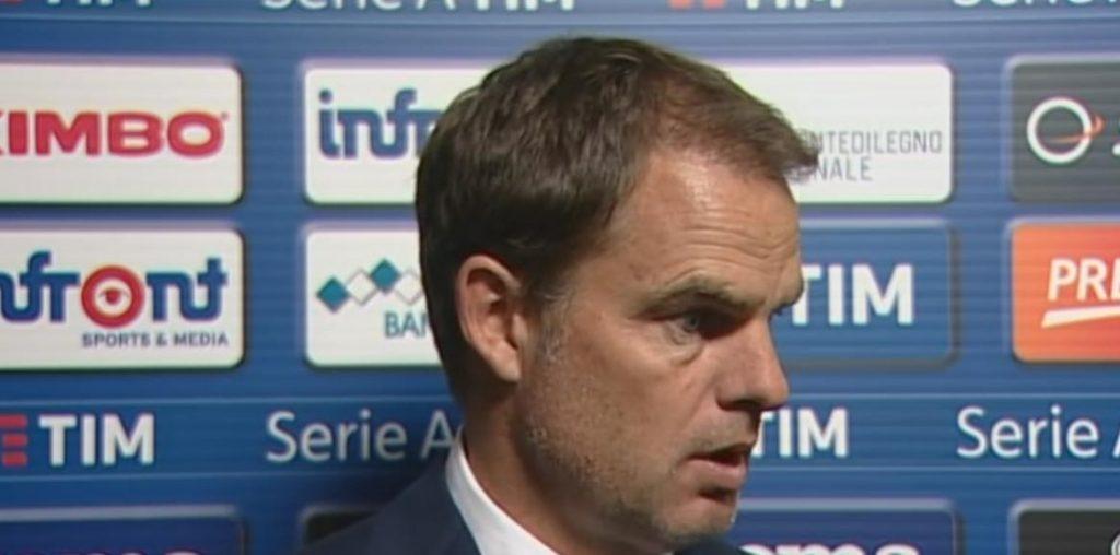 De Boer racconta la sua esperienza all'Inter: tanti aneddoti e curiosità