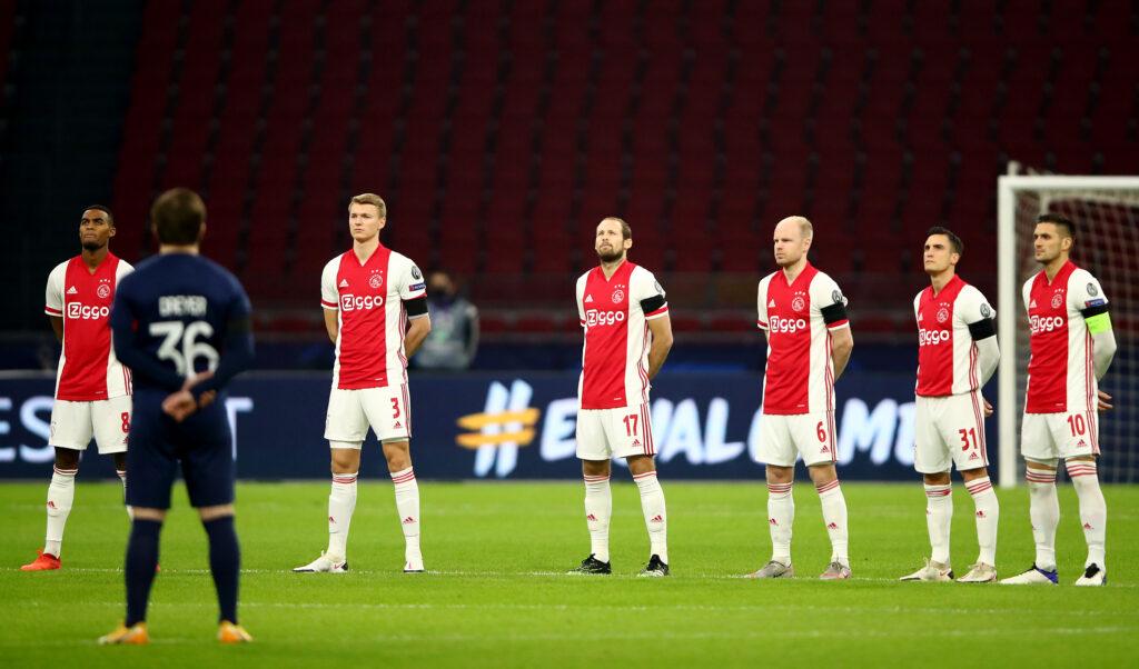 Inter, per gennaio occhi puntati su un calciatore dell'Ajax
