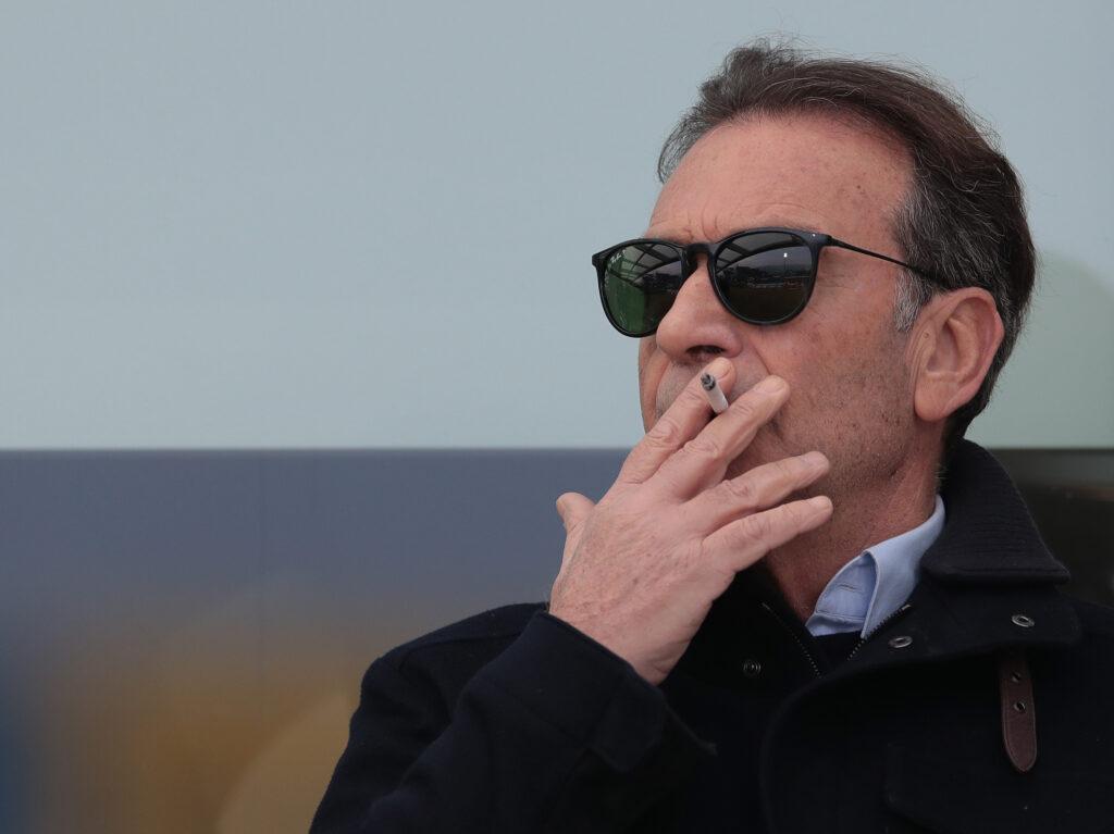 Il presidente accusa l'Inter: