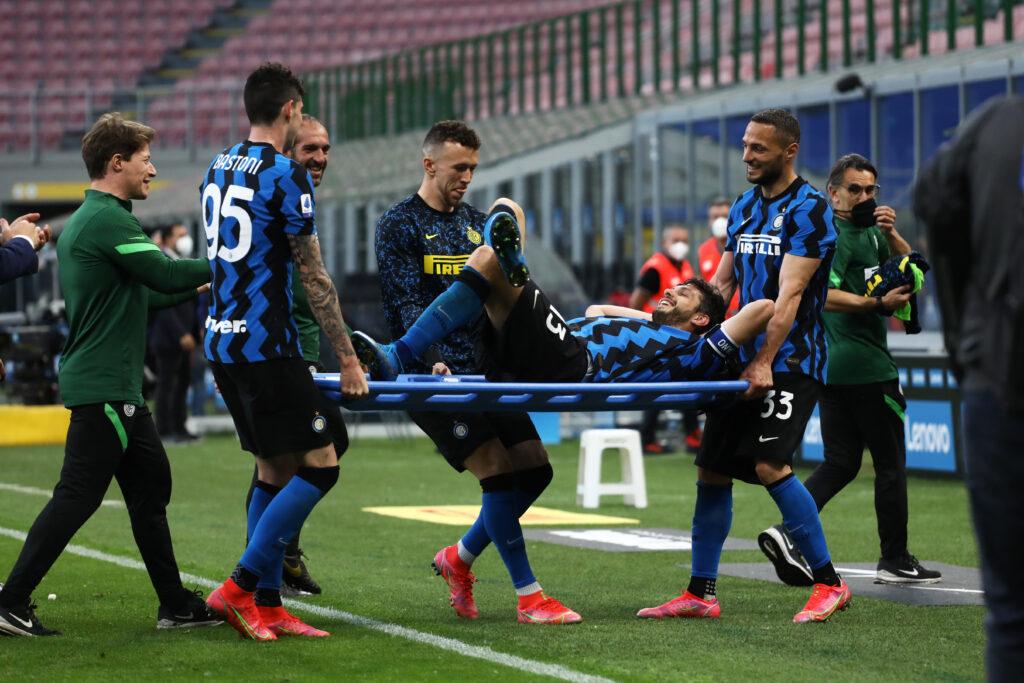 Inter, tre giocatori possono salutare alla fine della stagione