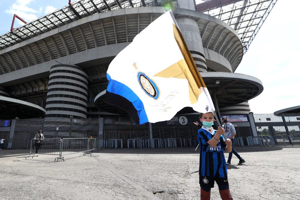 Nuovo San Siro, l'Inter rincorre il Milan: il motivo