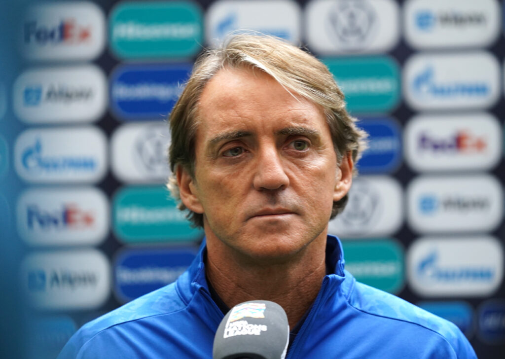 Italia-Spagna, Mancini: