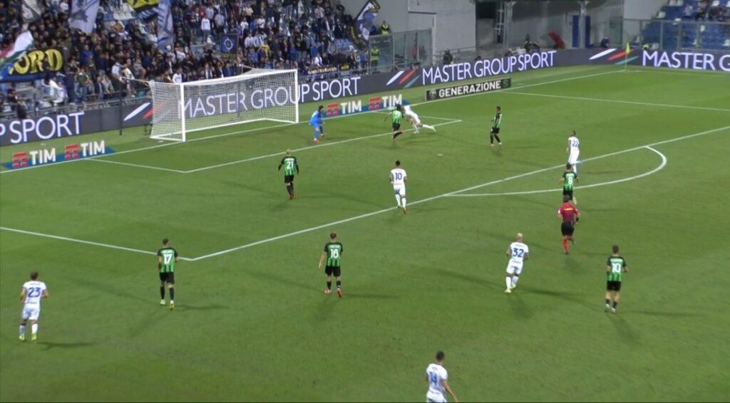 Sassuolo-Inter, le pagelle: Dzeko entra e cambia la partita