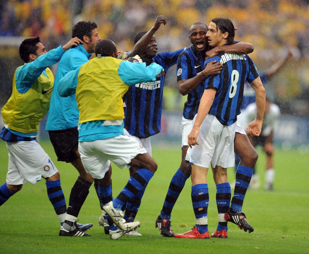 """Ibrahimovic ringrazia un ex Inter: """"È il compagno che mi ha fatto diventare più forte"""
