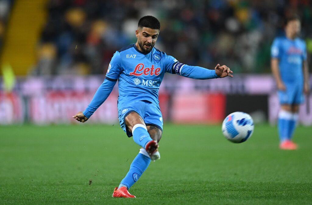 Insigne, quanta concorrenza per lui: la posizione dell'Inter