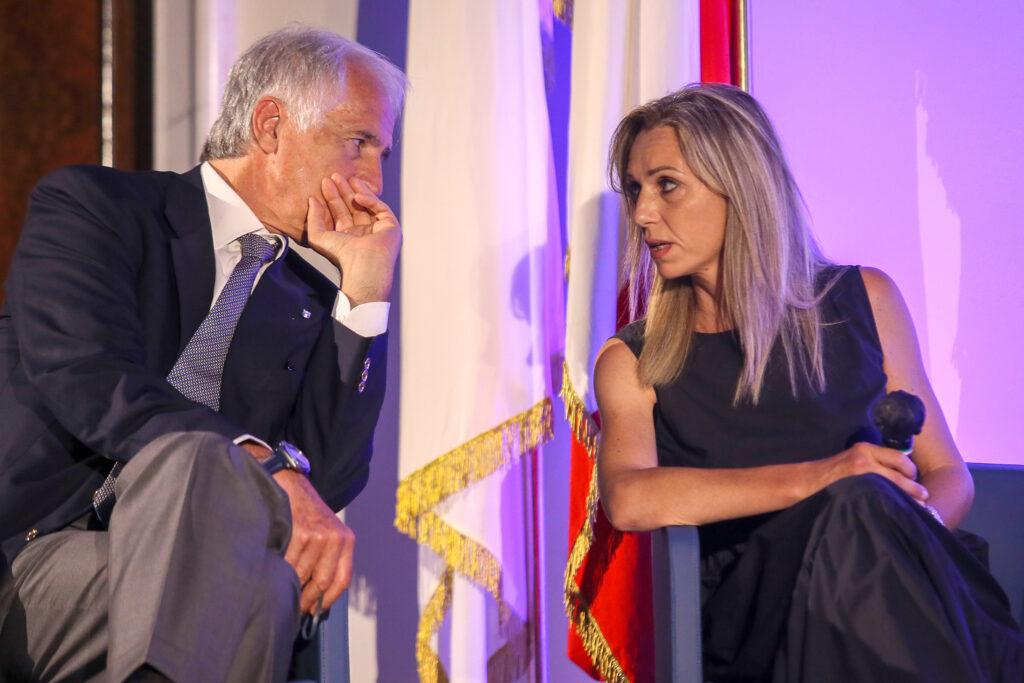 Derby di Milano: Valentina Vezzali non esclude una possibilità