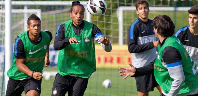 05 - Inter allenamento 28 settembre 2012