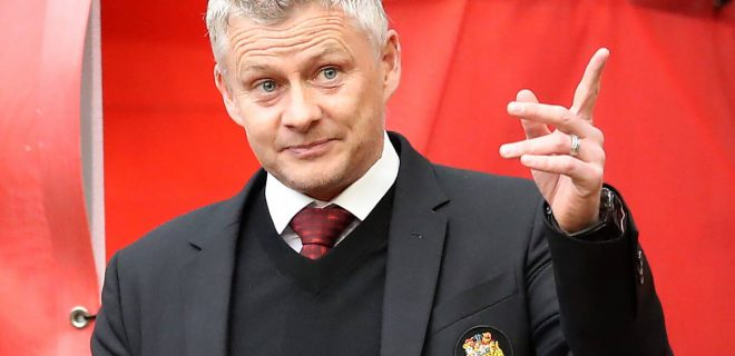 Ole Gunnar Solskjaer File Photo File photo dated 29-04-2021 of Manchester United, ManU manager Ole Gunnar Solskjaer. Issue date: Friday May 7, 2021. FILE PHOTO FILE PHOTO Editorial use only, no commercial use without prior consent from rights holder. PUBLICATIONxINxGERxSUIxAUTxONLY Copyright: xMartinxRickettx 59619584