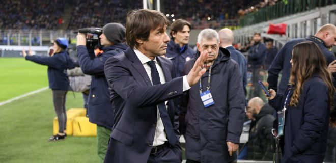 Italy, Milan, december 21 2019:  during football match FC INTER vs GENOA , Serie A 2019/2020 day17, San Siro stadium