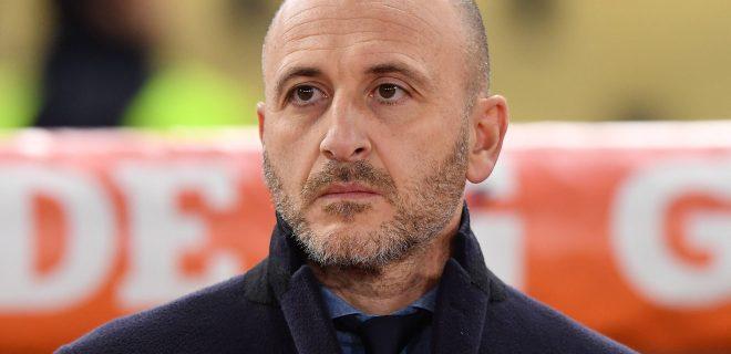 As Roma 02/12/2018 - campionato di calcio serie A / Roma-Inter / foto Antonello Sammarco/Image nella foto: Piero Ausilio PUBLICATIONxNOTxINxITA