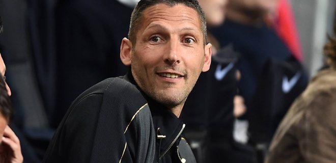 Db Milano 27/04/2019 - campionato di calcio serie A / Inter-Juventus / foto Daniele Buffa/Image nella foto: Marco Materazzi PUBLICATIONxNOTxINxITA