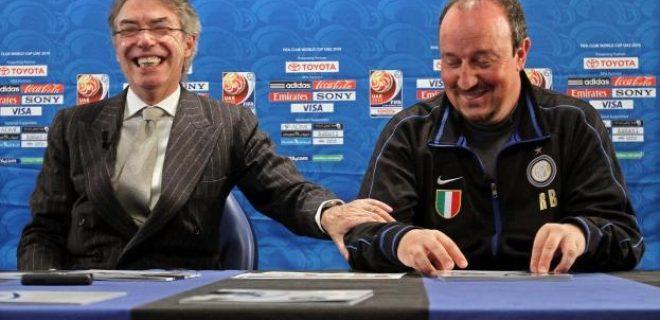 Moratti-Benitez