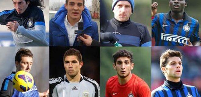 Acquisti-Cessioni Inter Gennaio 2013