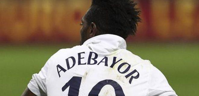Adebayor Tottenham