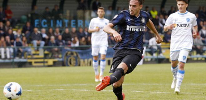 Alessandro Capello Inter-Empoli