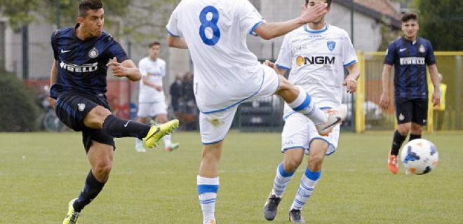 Andrea Palazzi Primavera Inter-Empoli