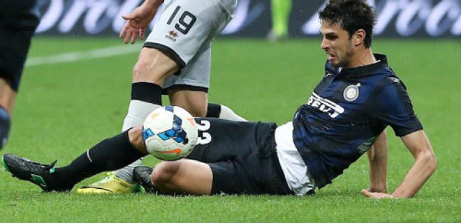 Andrea Ranocchia Inter-Atalanta