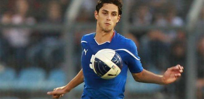 Andrea Ranocchia Italia