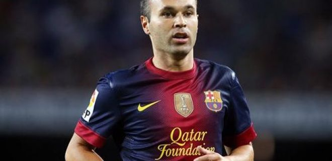 Andres Iniesta - Barcellona
