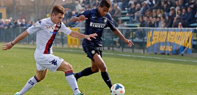 Andy Polo Inter-Cagliari