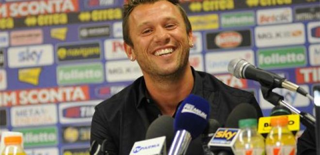 Antonio Cassano Parma
