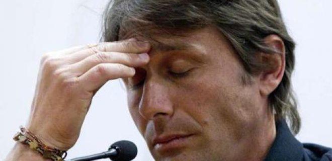 Antonio Conte processo